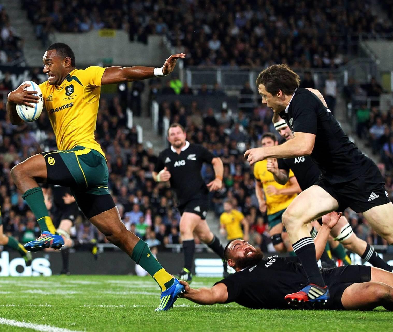 AUS vs NZ 01