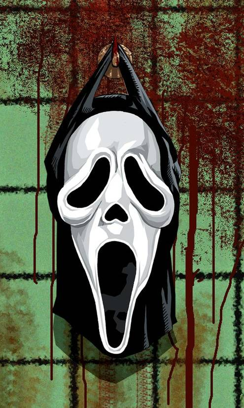 Ghostfaces Mask