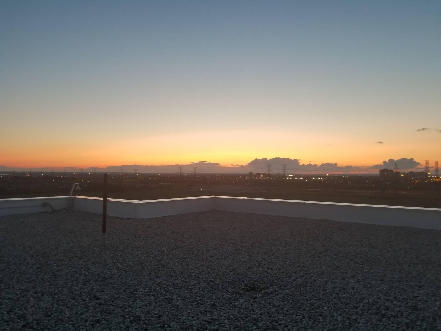 Brampton sunset