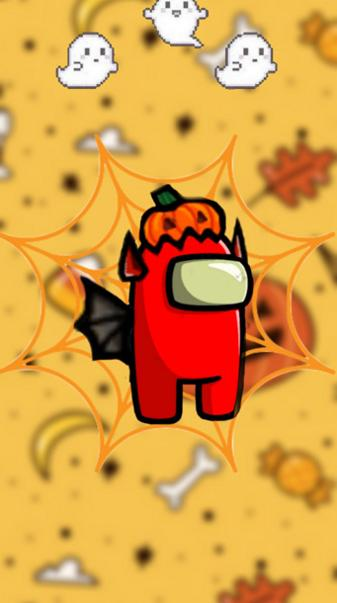 Among us Halloween
