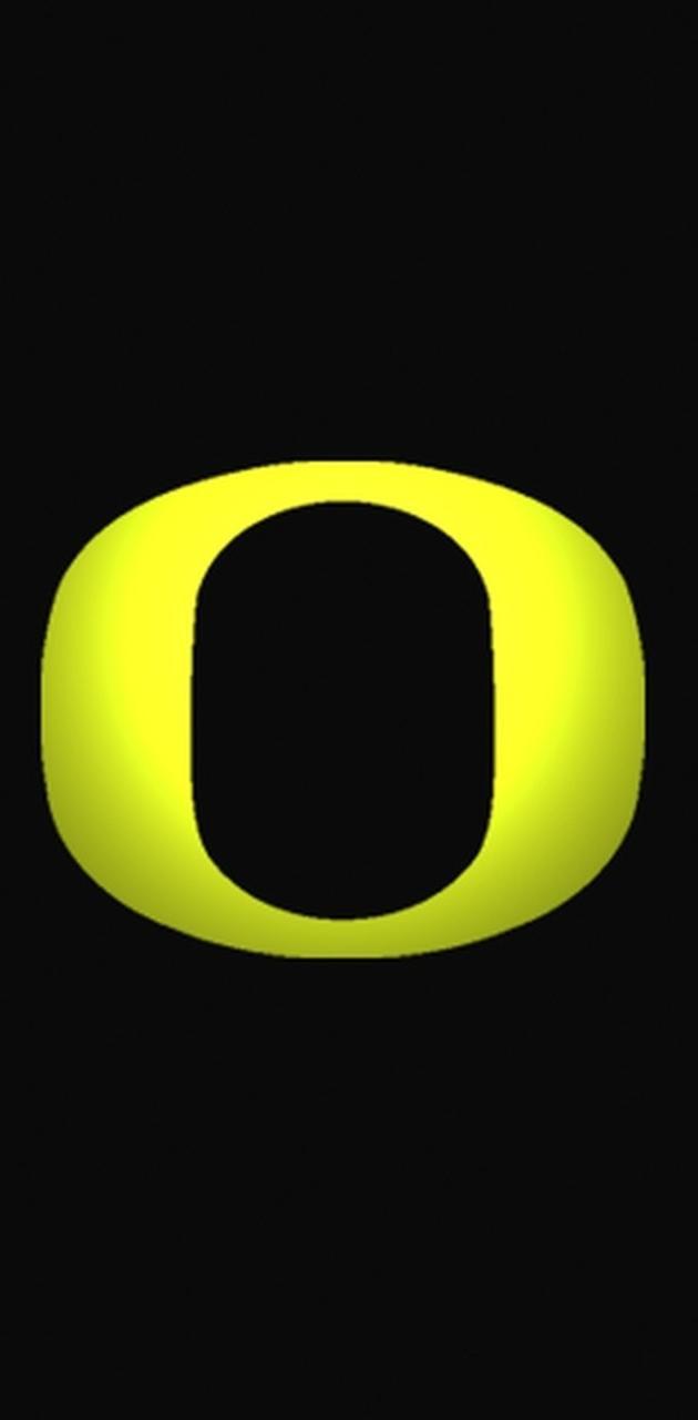 Oregon Ducks Yellow