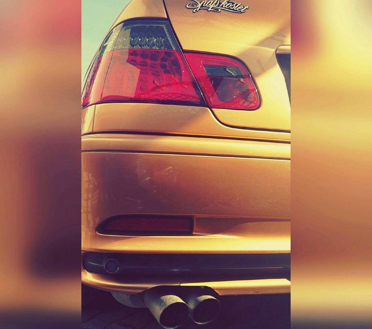 BMW 318Ci e46