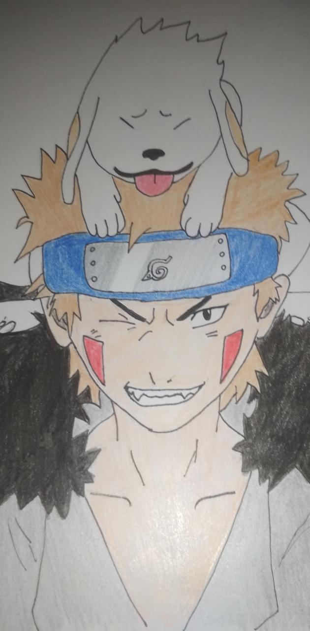 Drawing Kiba