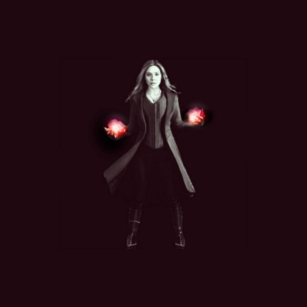 Scarlet Witch custom