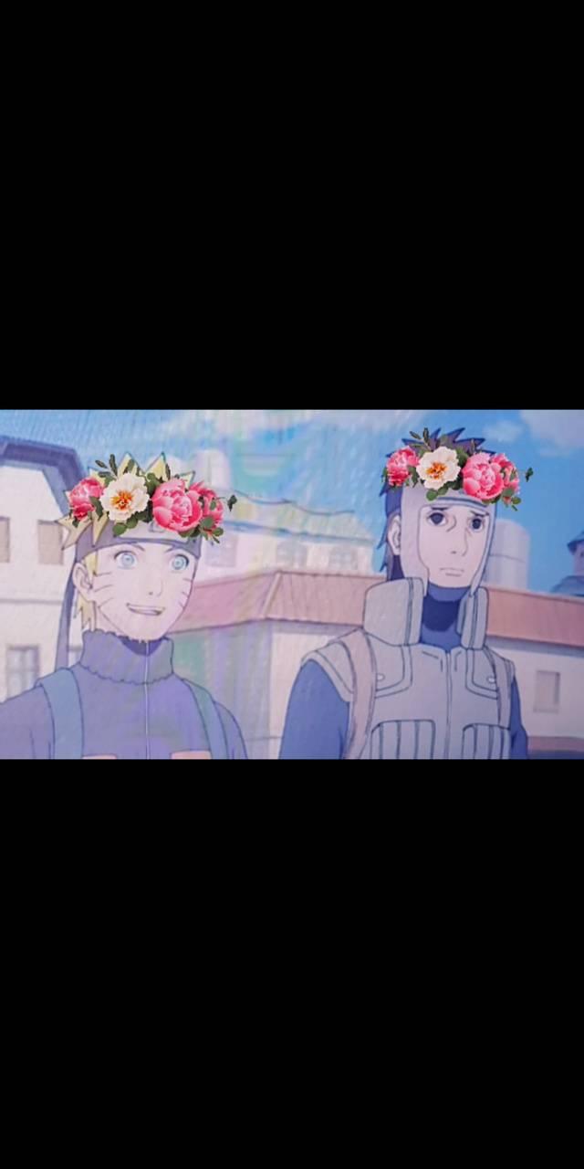 Naruto N yamato