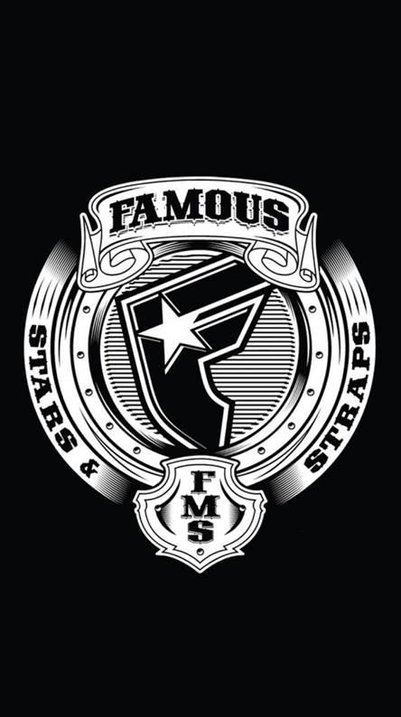 Famous Stars Straps
