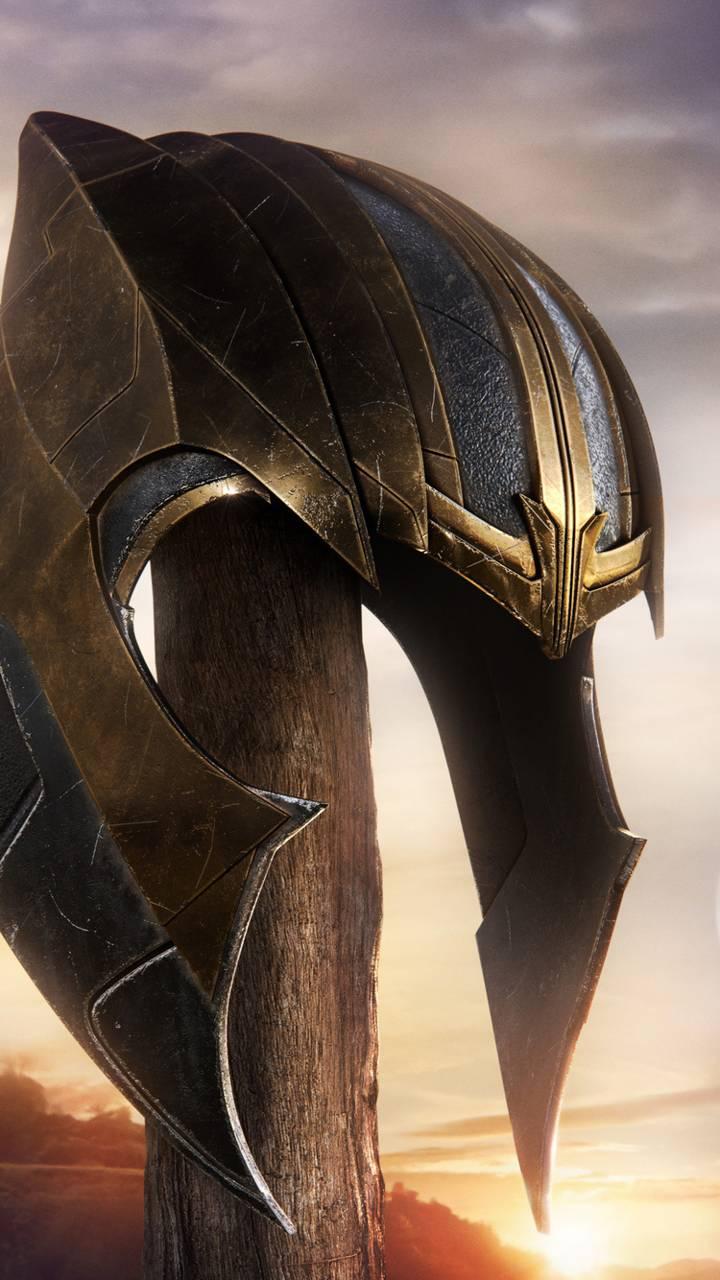 Thanos helmet