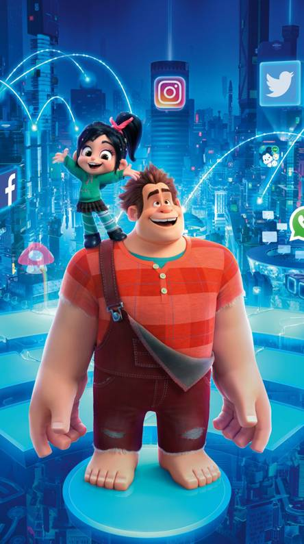 Wreck It Ralph Ringtones And Wallpapers Free By Zedge