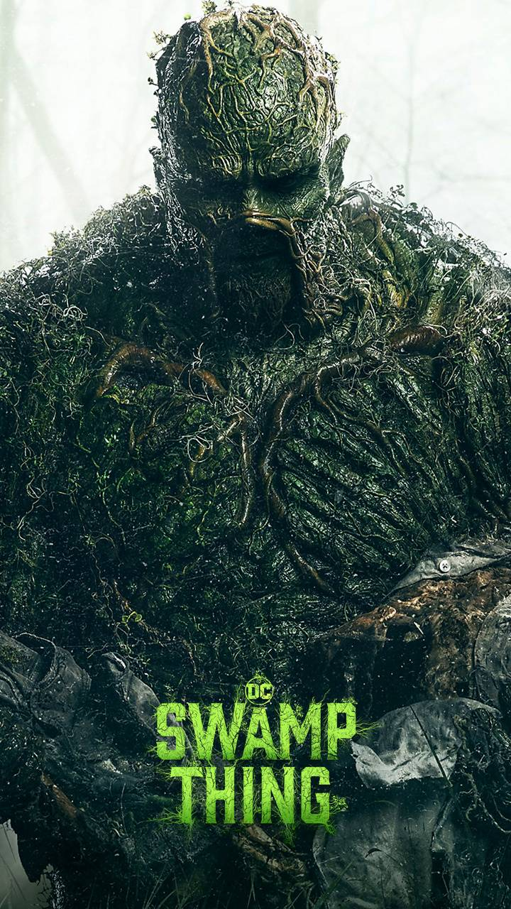 Swamp Thing Wallpaper By Yancamil 5c Free On Zedge