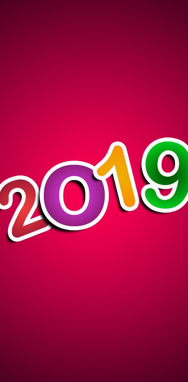 NEW YAER 2019