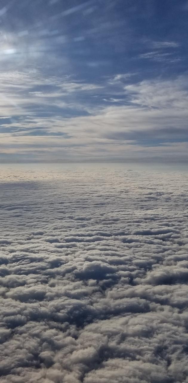 Upside of clouds