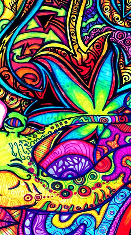 Psychedelic Wallpapers Free By Zedge