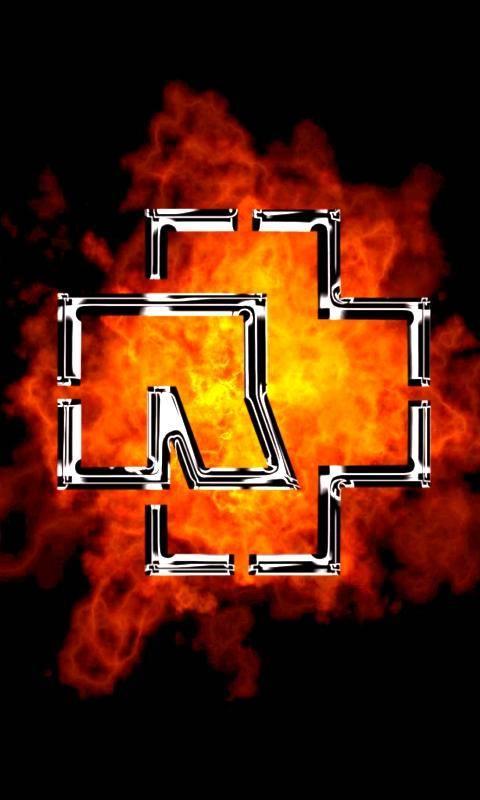 Rammstein Logo Wallpaper By Pavelericsson 58 Free On