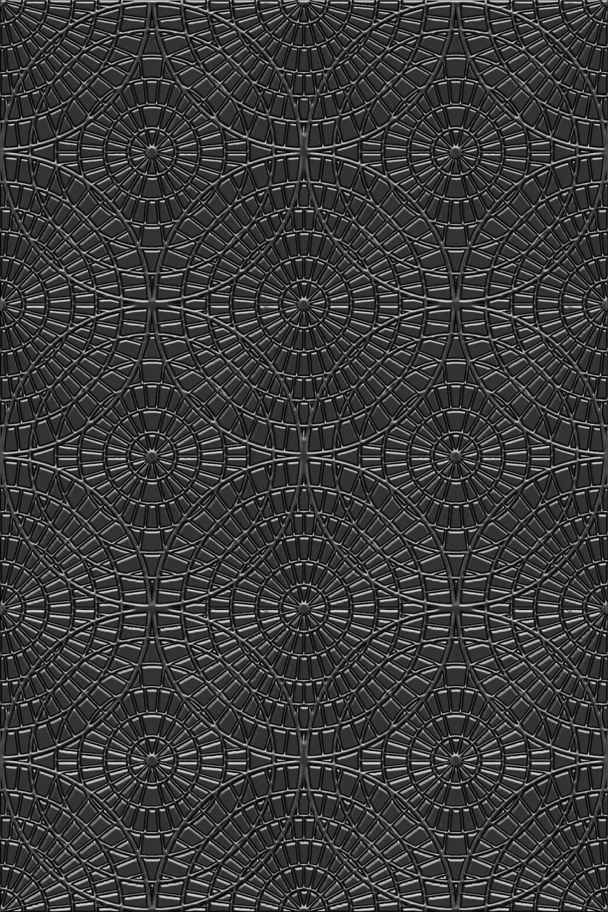 Dragon Scale Tiles