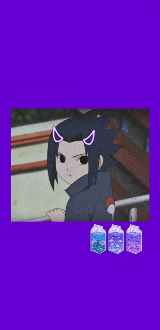 Sasuke Uchiha baby