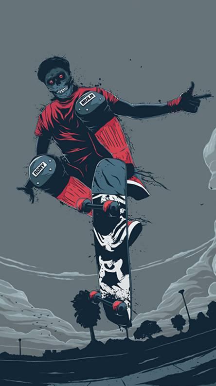 Dead Skateboarder