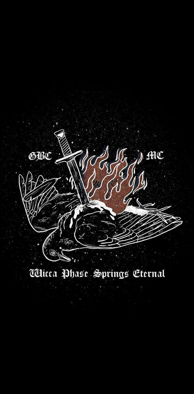 Symbolic blackbird