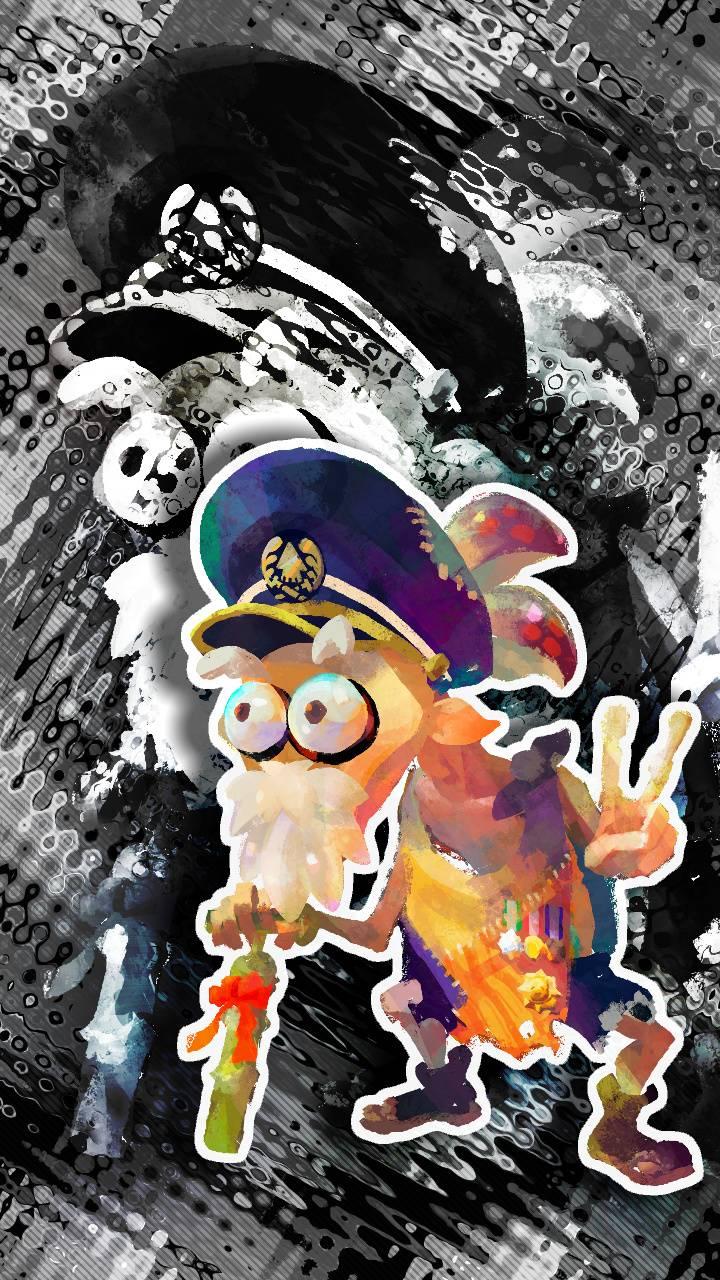Captain Cuttlefish