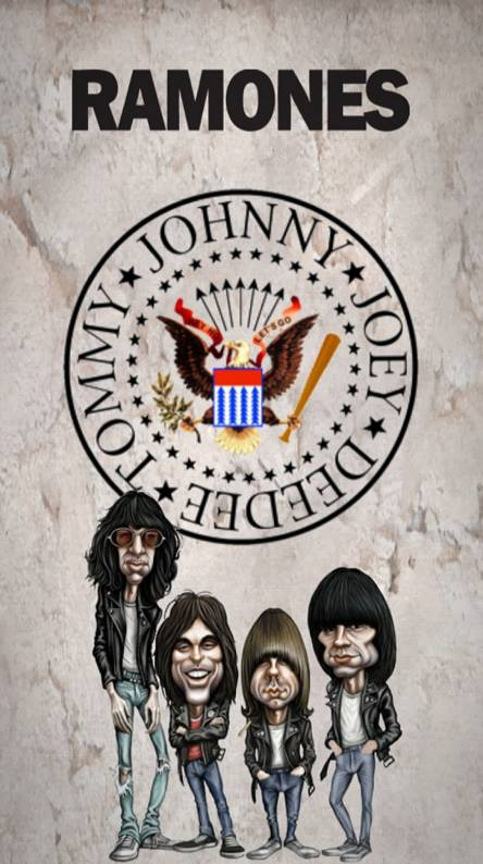 The ramones Ringtones and Wallpapers - Free by ZEDGE™