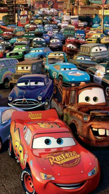 Disney Car Wallpapers Free By Zedge