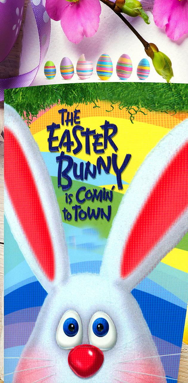 easter bunny town
