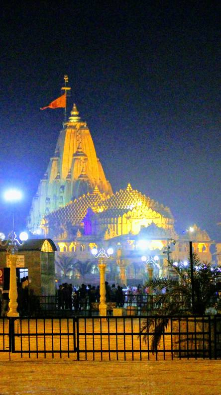 Dharmik Wallpapers Somnath Temple