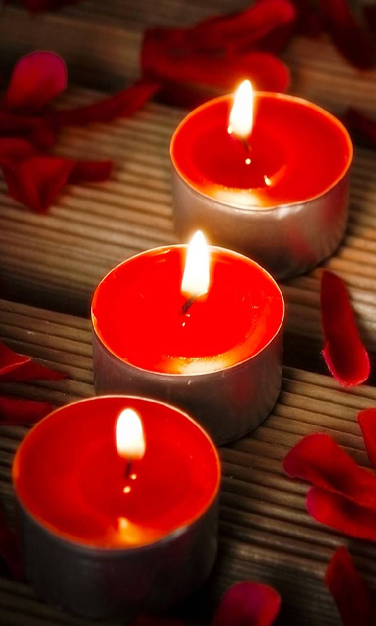 love candles Wallpaper by __JULIANNA__ - 0f - Free on ZEDGE™