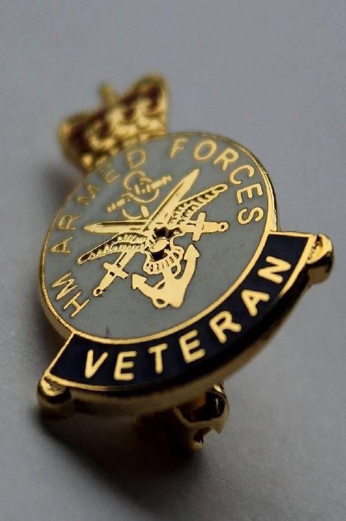 HM  Forces Veteran