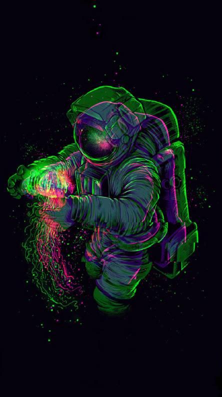 Glitch Astronaut