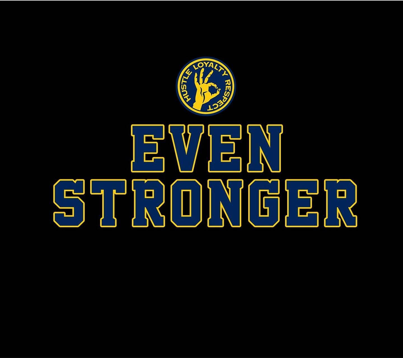 Even Stronger