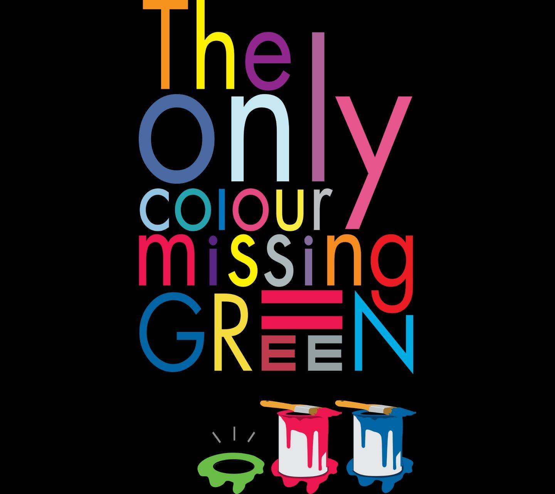 Missing green