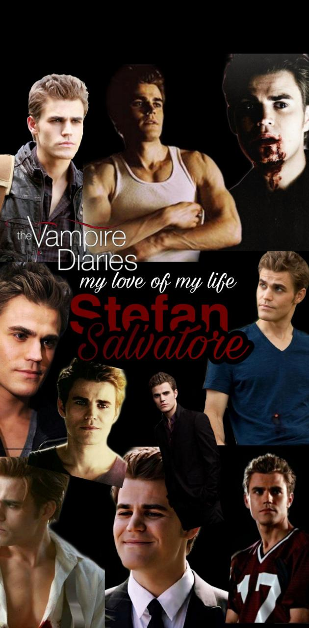 Stefan Salvatore 4k