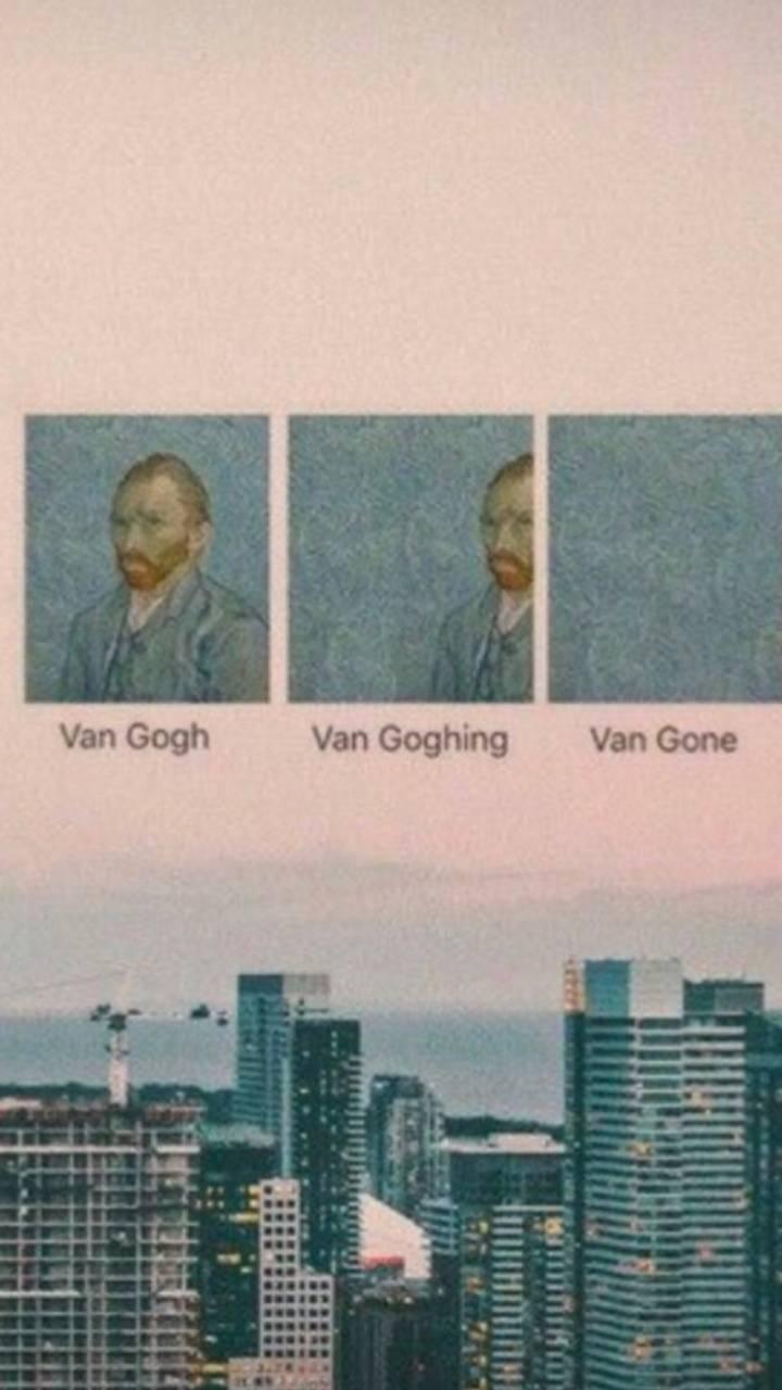 Van Gogh stages