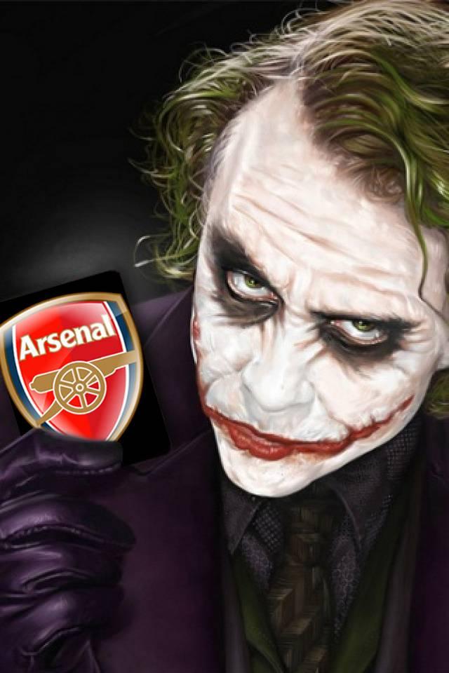 The Arsenal Joker