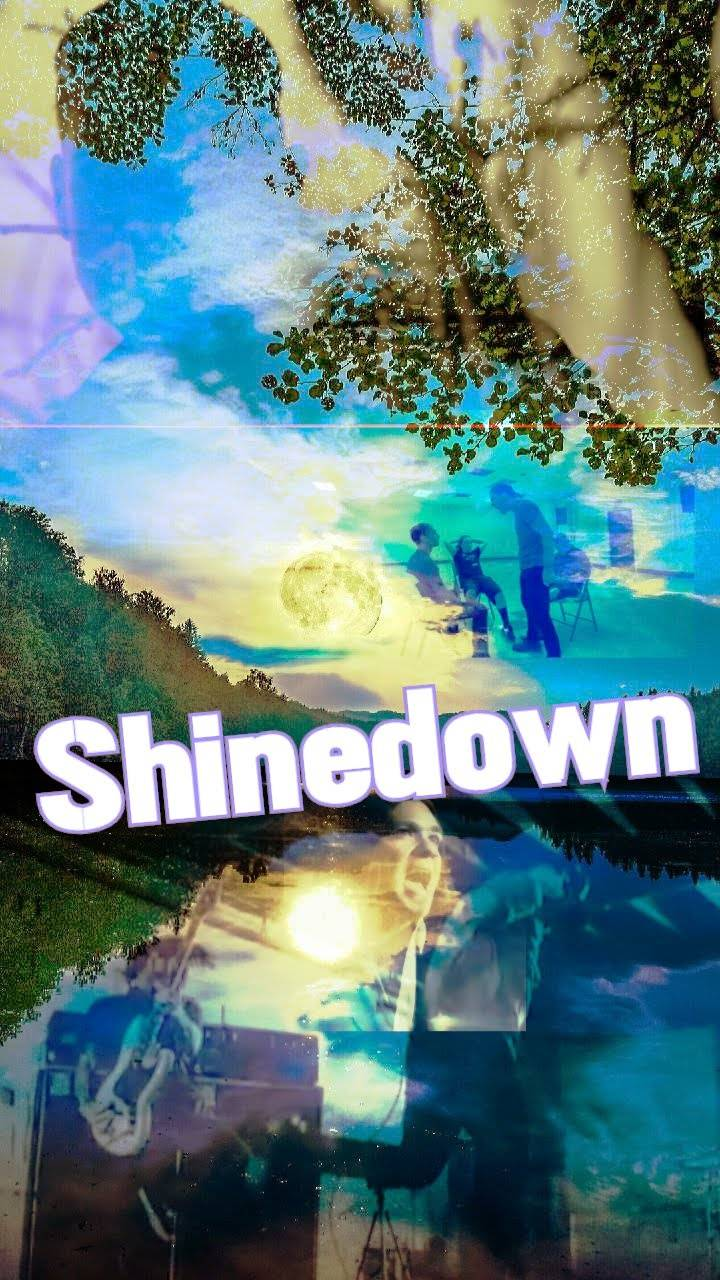 Shinedown blue