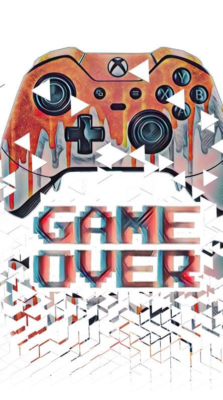 5200 Koleksi Wallpaper Hp Game Over HD