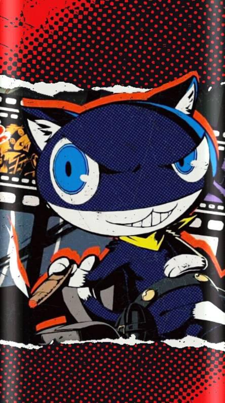 Persona 5 Morgana Eg
