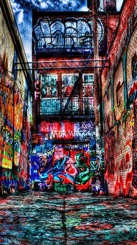 Unduh 930 Wallpaper Android Graffiti 3d Hd Gratis Terbaru