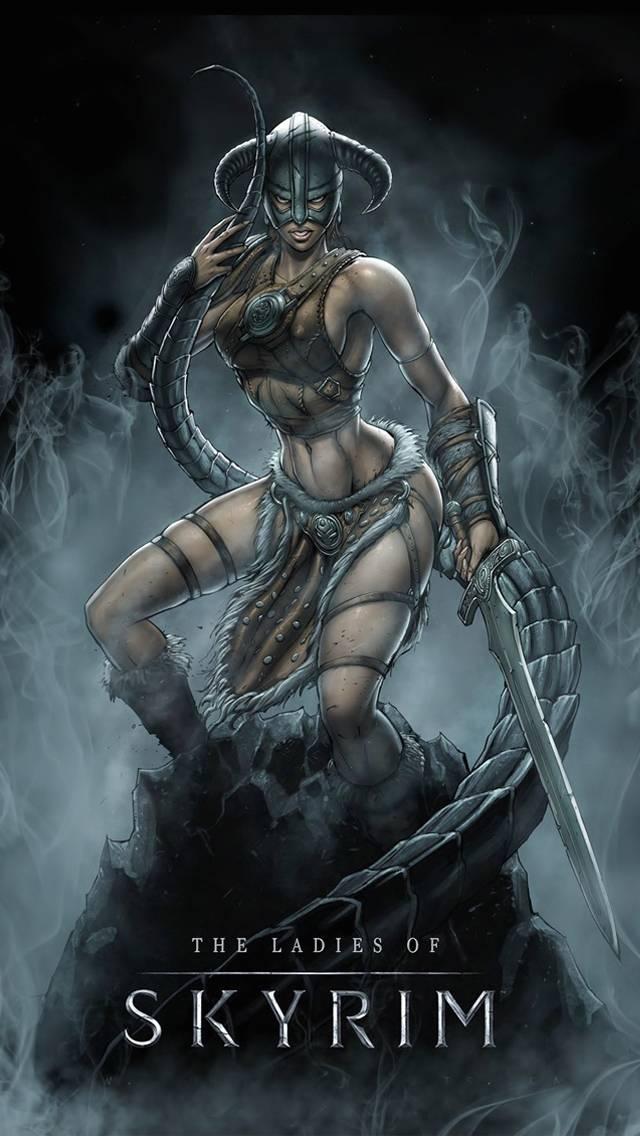 Skyrim Girl
