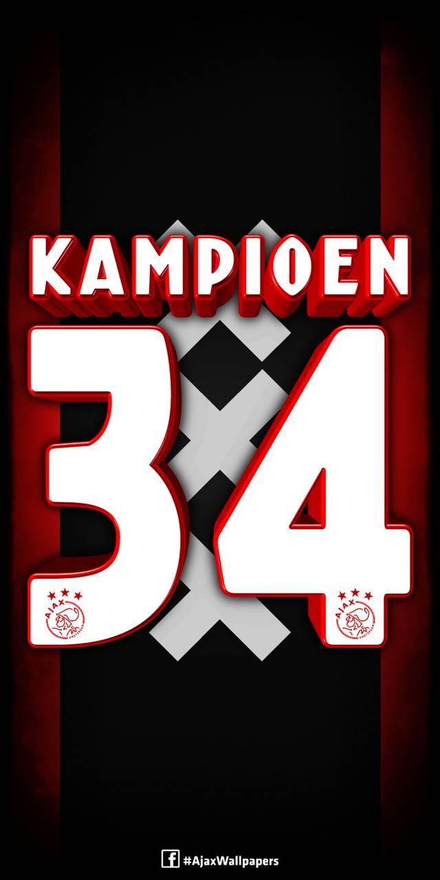 Ajax NUMMER34