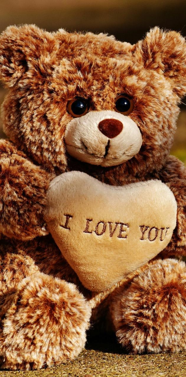 Peluche I love You