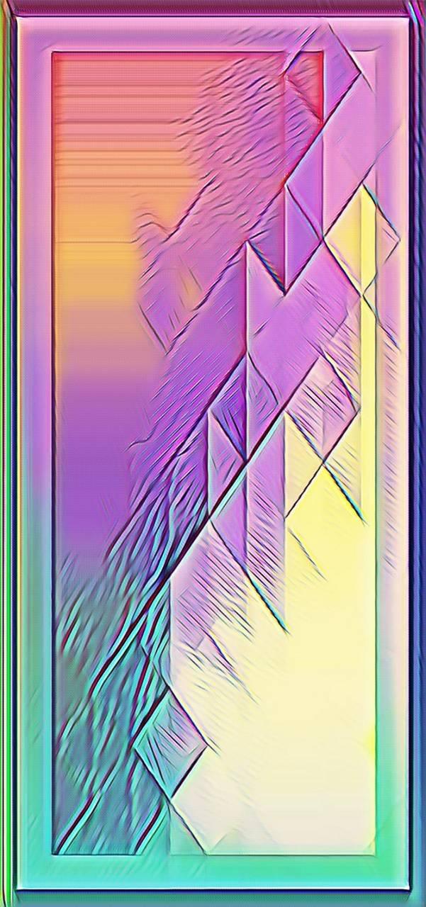 Pastel texture