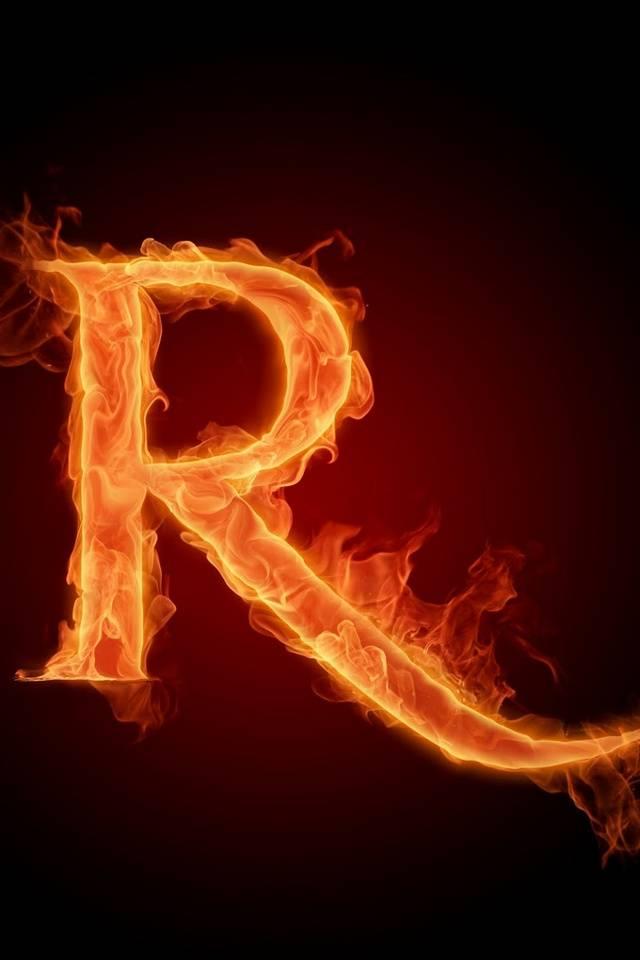 Burning R