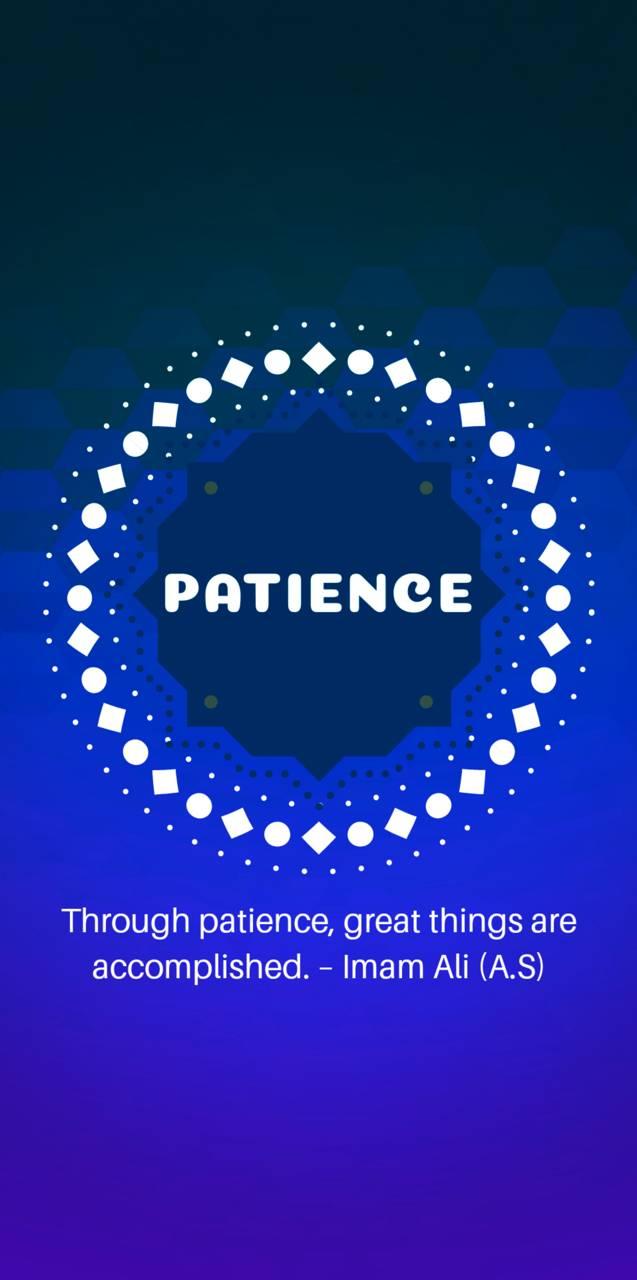 Patience-Blue