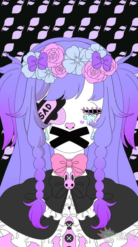 Pastel Goth Wallpapers Free By Zedge
