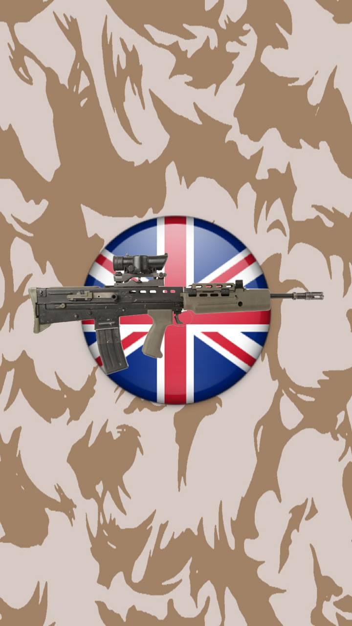 British Army Rifle