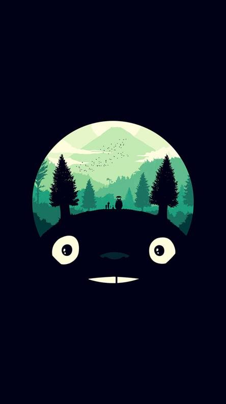 My Neighbour Totoro Wallpapers Free By Zedge
