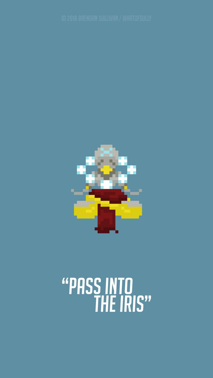Zenyatta Pixel