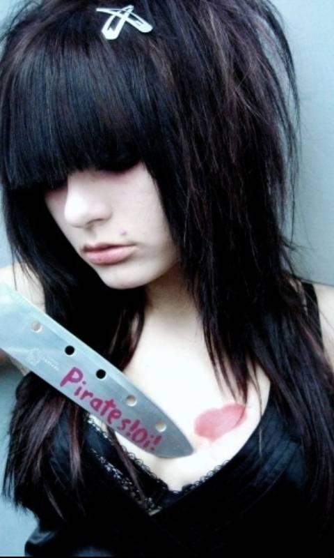 Sick Emo Scene Girl Wallpaper By Depreedemo 4f Free On