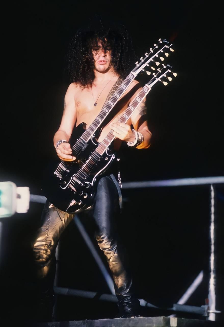 Slash Live 1992